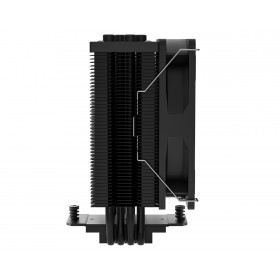 Переходник PowerPlant (KD00AS1300) miniHDMI(AM)-HDMI(AF), 360 градусов, Black