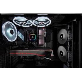 Аудио-кабель Atcom mini-jack 3.5мм(M) to mini-jack 3.5мм(F) 3м пакет (Удлинитель)