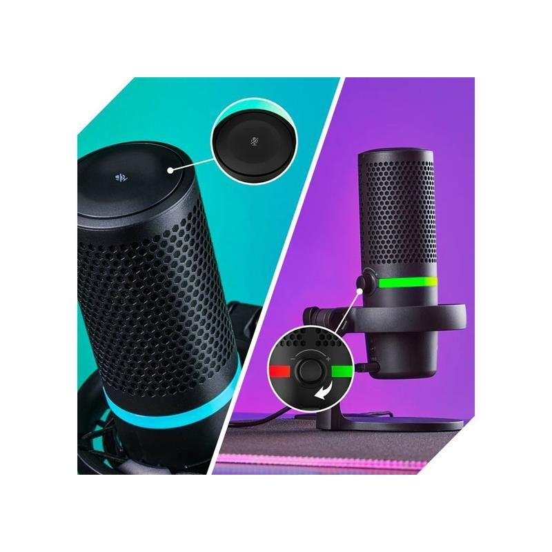 Купить ᐈ Кривой Рог ᐈ Низкая цена ᐈ Мышь беспроводная Maxxter Mr-337 Black USB