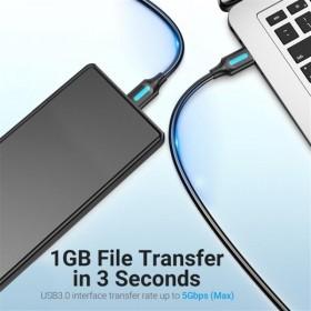 Купить ᐈ Кривой Рог ᐈ Низкая цена ᐈ Коннектор магнитный Cablexpert (CC-USB2-AMLM-8P), Micro USB