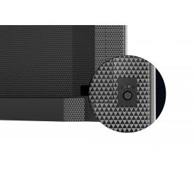 "Монитор AOC 23.8"" I2490VXQ/BT IPS Silver; 1920х1080, 4 мс, 250 кд/м2, D-Sub, HDMI, DisplayPort, динамики 1 х 2Вт"