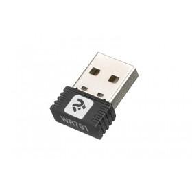 Кабель телефонный Cablexpert (TC4P4CS-2M) спиральный, CCA, 4P4C, 2м, черный