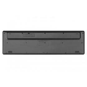 Кардридер внутренний Gembird FDI2-ALLIN1-AB черный USB
