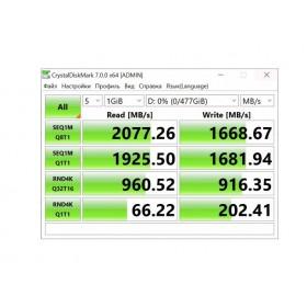 """Купить ᐈ Кривой Рог ᐈ Низкая цена ᐈ Накопитель внешний HDD 2.5"""" USB 2.0TB WD My Passport White (WDBS4B0020BWT-WESN)"""