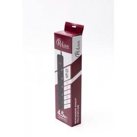 Купить ᐈ Кривой Рог ᐈ Низкая цена ᐈ Сетевое зарядное устройство Florence (2xUSB 2A) White (FW-2U020W-L) + кабель Lightning