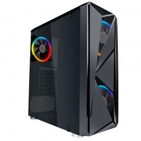 Купить ᐈ Кривой Рог ᐈ Низкая цена ᐈ Контроллер Atcom (8757) PCI SATA(3port)+IDE (1port), VIA 6421