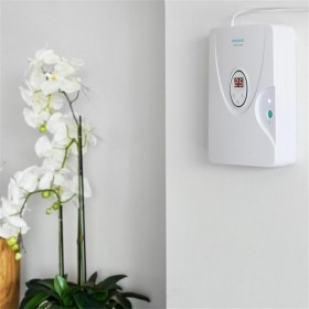 Купить ᐈ Кривой Рог ᐈ Низкая цена ᐈ Микроволновая печь Grunhelm 20UX45-LW