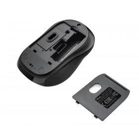 Комплект (клавиатура+мышь) REAL-EL Standard 503 Kit черный USB UAH