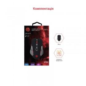 Клавиатура Gemix KB-160 PS/2 Black (04000019)