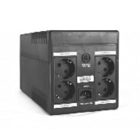 Универсальная мобильная батарея PowerPlant PB-LA9213 13000mAh Black/White (PPLA9213)