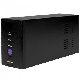 Универсальная мобильная батарея ColorWay 11000mAh Black (CW-PB110LIA1BK)